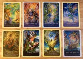 Choose two tarot cards and get the results