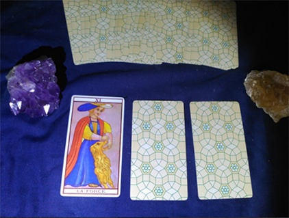 tarot card reading 1