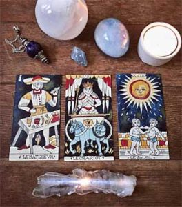 tarot card reading 4