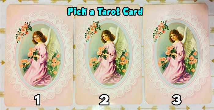 Daily tarot, pick a card and get a reading