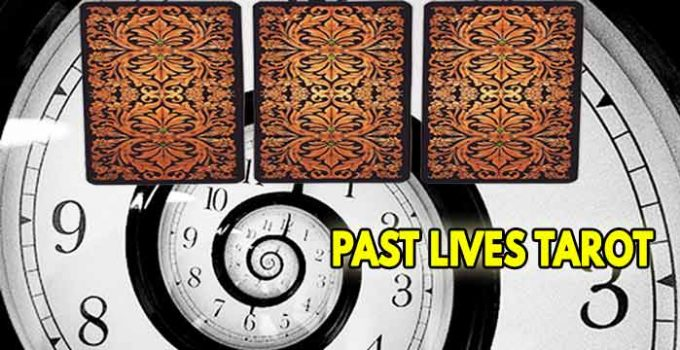 Past lives tarot