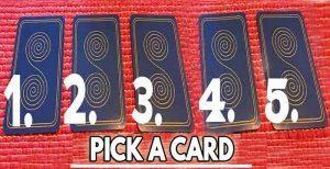 tarot five cards