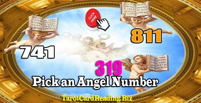 😇Tarot of Angels October 17-18