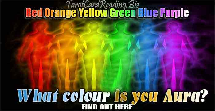 What colour is your spiritual aura? Find out here