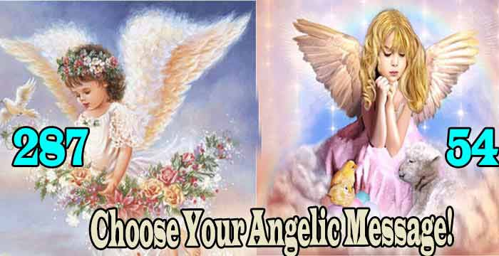 Your message from the Angels