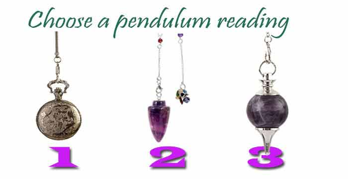 pendulum readings