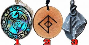 Three runes spread