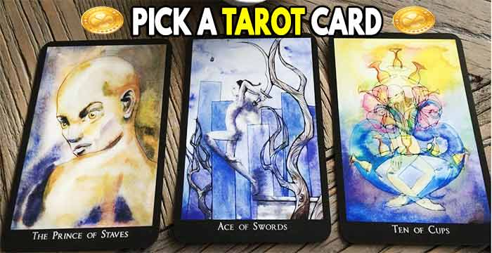 Cabala tarot, these cards are going to tell your near future