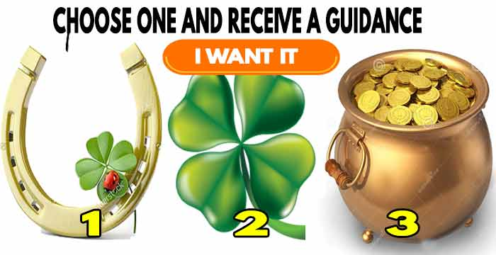 The oracle of luck will reveal something about you that you never imagined