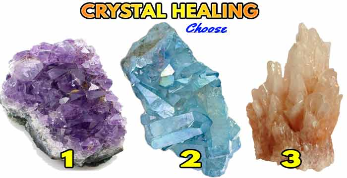 The oracle of the crystal healing that will improve your life