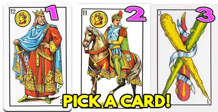 The Spanish tarot reading that will show you important changes now