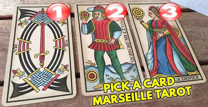 🍀The Marseille tarot has something to tell you about the future of your life