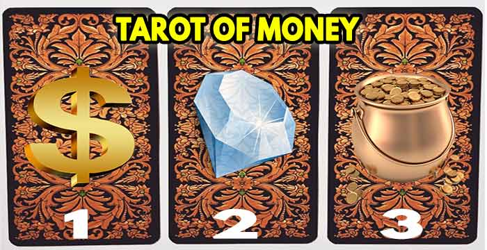 The tarot of money reveals that your economic slump will end soon
