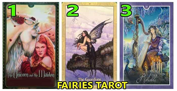 Tarot of the FAIRIES