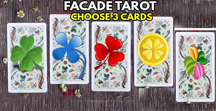 FACADE TAROT, free oracle and honest 100% - Work, business, money
