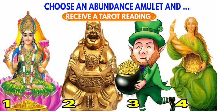 Receive the Tarot of INFINITE abundance 🍀