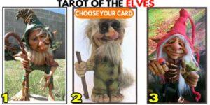 ⭐ The Amazing Tarot of ELVES