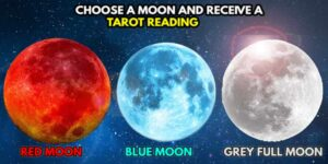 🌙Moon Tarot for October