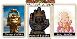 tarot card reading for October