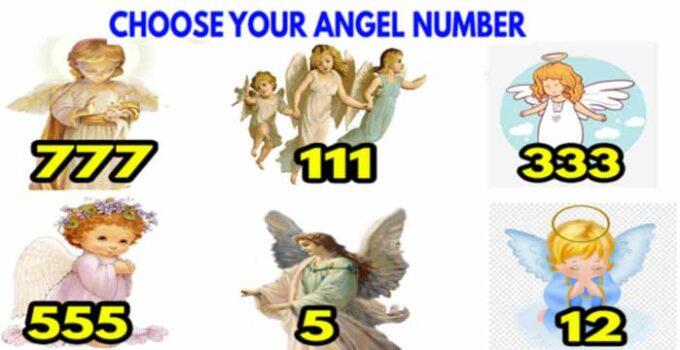 Your Angel number