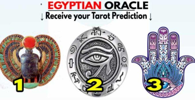 egypt tarot deck