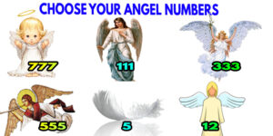 ⭐Choose your Angelic Number for February 2021