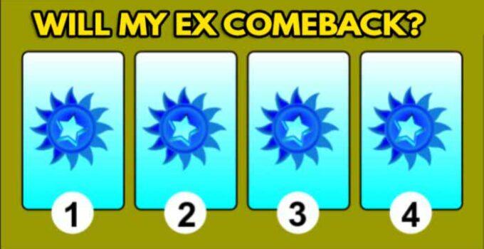 Will my ex comeback